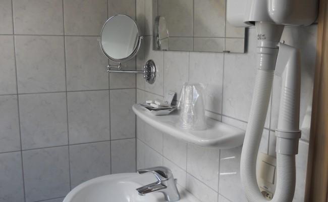 Koetshuis badkamer
